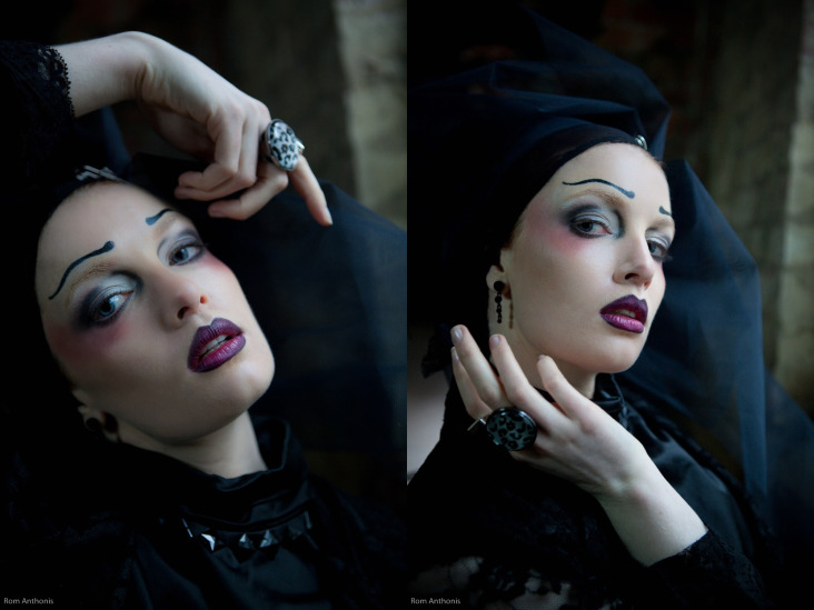 Goth Glam Three